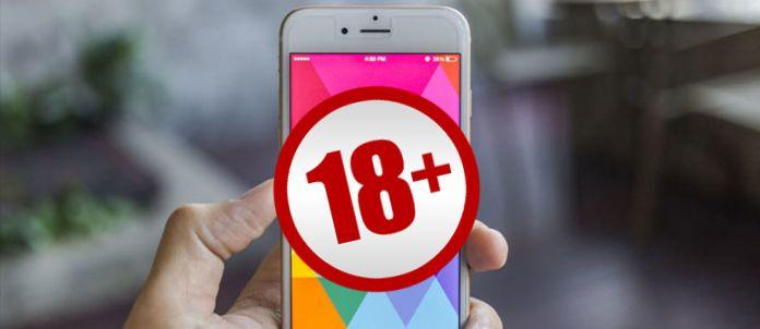 Aplikasi Dewasa di Google Play Store