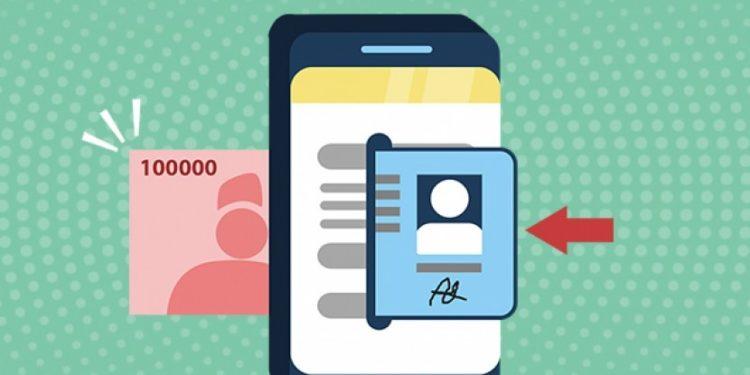 Aplikasi P2P Lending di Android