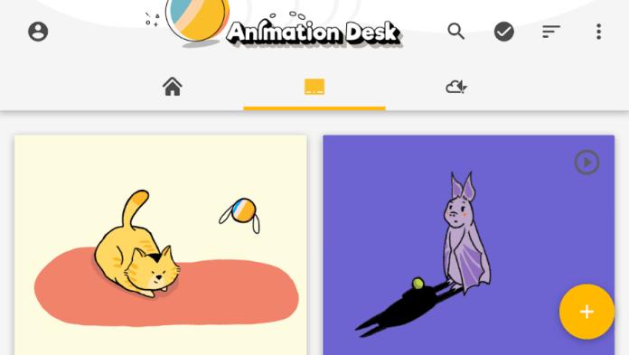 Aplikasi untuk Membuat Video Animasi di Android
