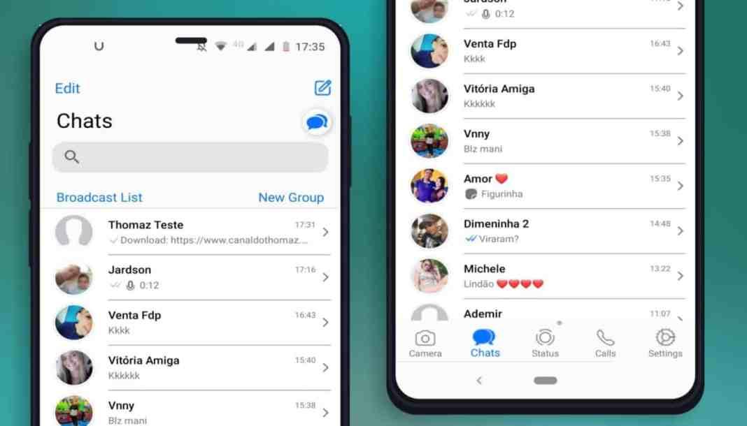 Download WhatsApp MOD iOS 14