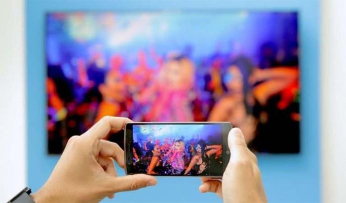 Nonton TV di HP Android