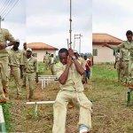 Photo Gallery: Corps Members during Platoon Training
