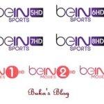 Latest Bein Sport | Movies Frequencies on NILESAT (7° W) & ES'HAILSAT (25.5° E)