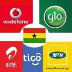 Blackberry Plans for MTN Ghana, Glo Ghana, TIGO and Airtel Ghana