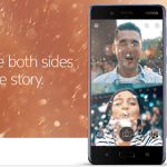 Meet Nokia 8 with Dual-Sight mode.  See all Specs and Price
