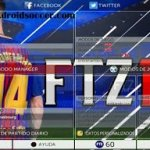 First Touch Soccer 2019 ( FTS Mod FTZ 2019 ) for Android ( APK MOD + Data)