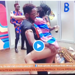 #BBnaija Video: Angel Kisses Princess After Night of Wild Partying