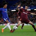 Chelsea 1 – 1 Barcelona : UCL Highlight – All Goals (20/Feb/18)