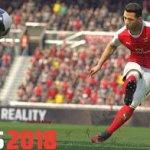 Konami PES 2018 v2.2.0 – Updated APK + OBB Data Cache File