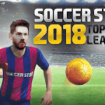 Latest Soccer Star 2018 (Top Leagues) v1.0 | 0.95 MOD APK [Unlimited Money]