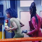 #BBnaija – Video of Khloe and Anto Sneaking into the House at 3am