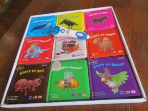 jual wow amazing rainbow books