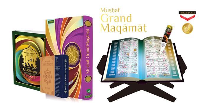 Mushaf Grand Maqamat