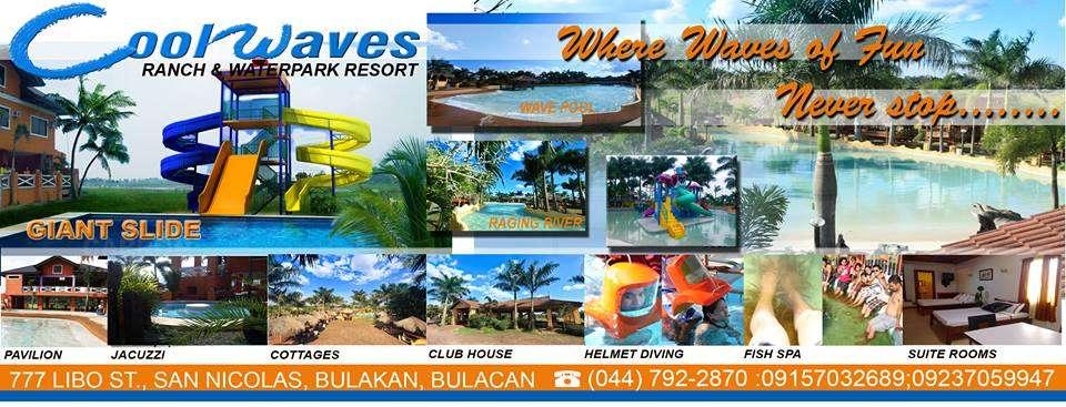 Resorts - Cool Waves