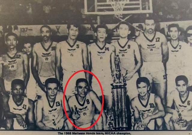 25 Legendary PBA Players from Bulacan 16