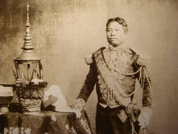 King Norodom I