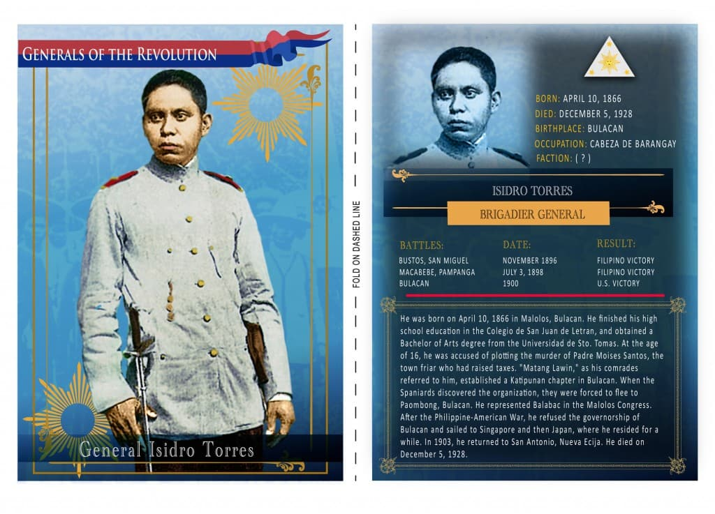 """General Isidoro Torres (1866-1928): """"Matang Lawin"""", a Maloleño Hero 3"""