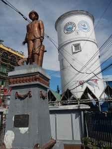 Isidoro Torres Monument at Malolos City Poblacion