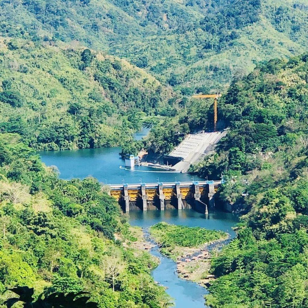 Dams in Bulacan