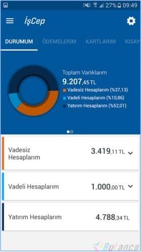 İşCep - Android