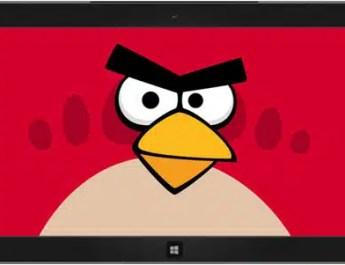 Angry Birds teması