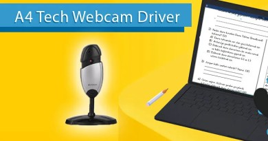 a4 tech webcam driver