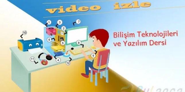 bilişim teknolojileri video