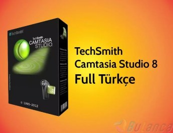 TechSmith Camtasia Studio 8 Full Türkçe