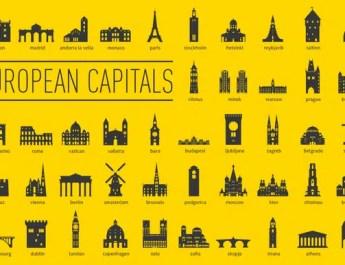 Avrupa Başkentleri