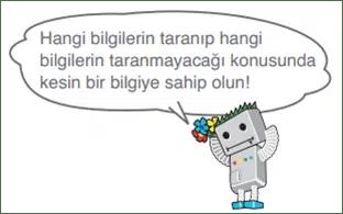googlebot robot.txt kullanımı