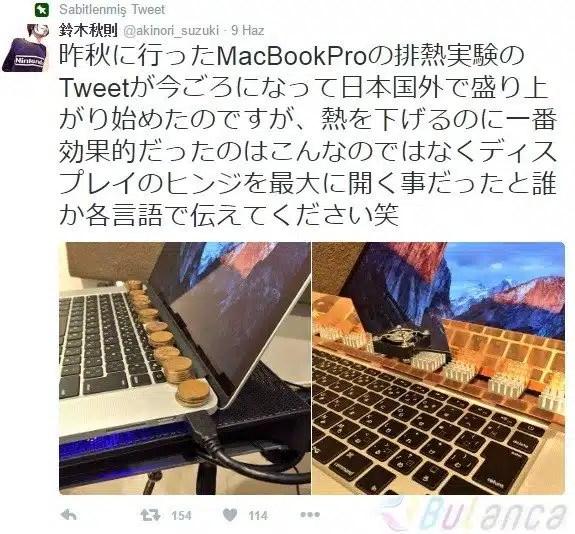 laptop soğutma