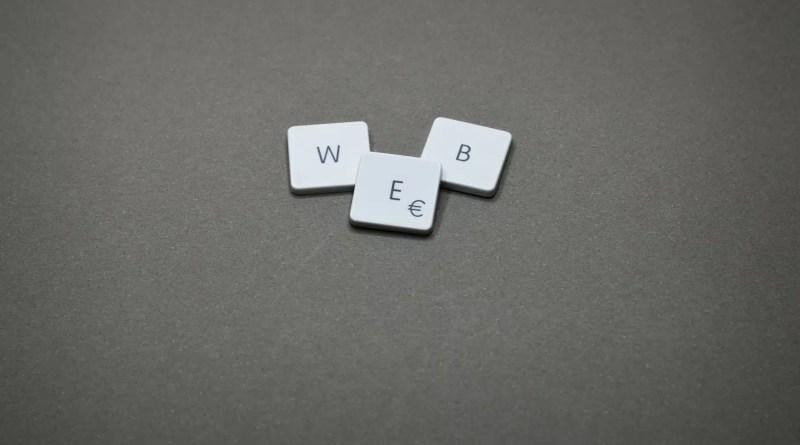 web text