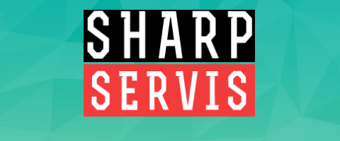 sharp servis