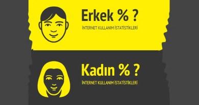 türkiye internet kullanımı istatistikleri