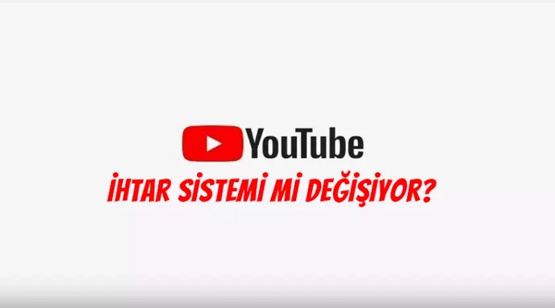 youtube ihtar sistemi