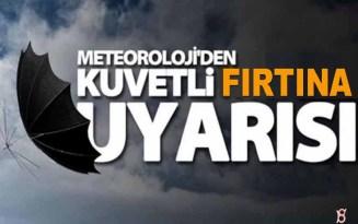 Doğu Karadeniz'in İç Kesimlerinde Fırtına Bekleniyor!