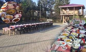 Kahvaltı için en güzel seçim Kuşluhan Köyü
