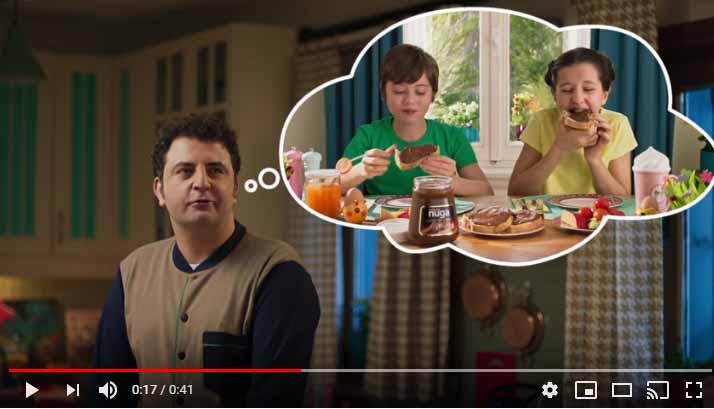 """Fiskobirlik Nuga """"Şımartmak"""" İsimli Tv Reklamı"""