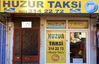 Huzur Taksi