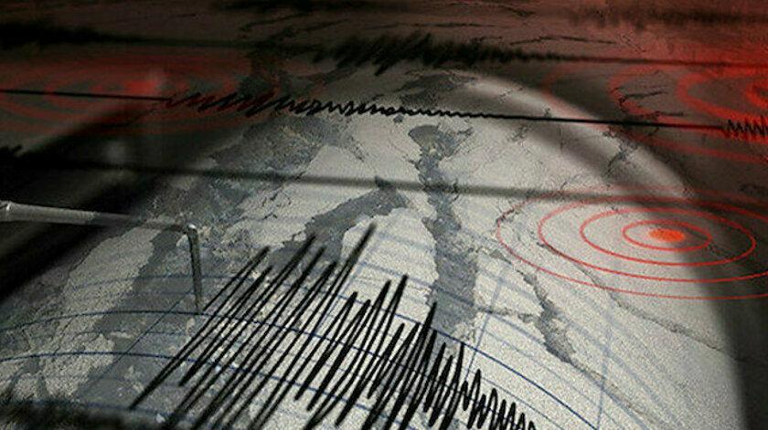 Sınırımızda Deprem