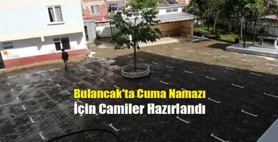 Bulancak'ta Cuma Namazı Kılınacak Camiiler