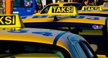 Taksiler İçin Alınan Kararlar