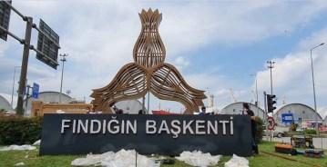 Fındığın başkenti Giresun