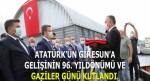 Atatürk'ün Giresun'a Gelişinin 96. Yıldönümü