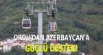 Ordu'dan Azerbaycan'a Güçlü Destek!