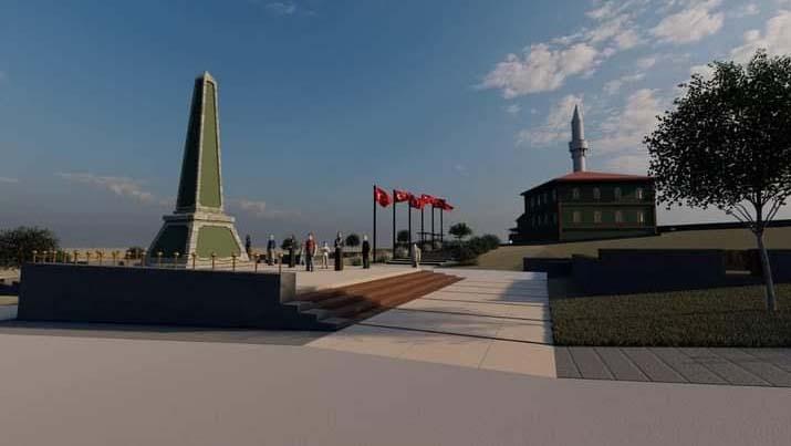 Haymana'da Şehitlik Anıtı Temel Atma Töreni Yapılacak.