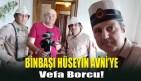Binbaşı Hüseyin Avni'ye vefa borcu