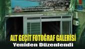 Alt Geçit Fotoğraf Galerisi Yeniden Düzenlendi