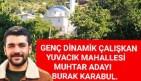 Türkiye'nin En Genç Muhtarı Giresun'dan!