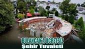 Bulancak'a Ücretsiz Şehir Tuvaleti